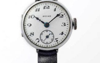 Đồng hồ Seiko đầu tiên 1924