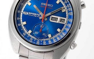 Seiko 5 Sports Speed Timer 1969