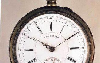 Seikosha Timekeeper 1895