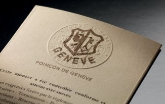 Poincon de Geneva or Geneva Seal