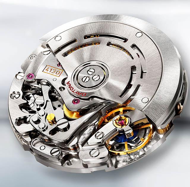 Rolex-Daytona-4130-Movement