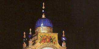 Shaftesbury organ clock, London