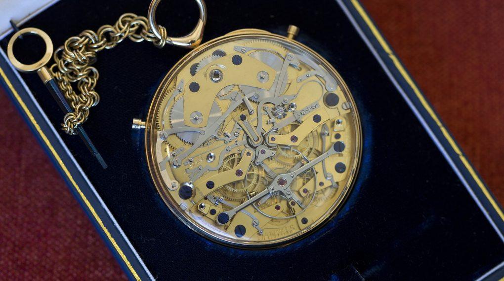 pocket-watch cua-George-Daniels