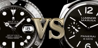 Rolex-VS-Panerai-Watches