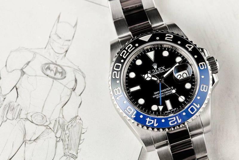 Rolex-batman